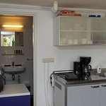 kitchenette appartement 1