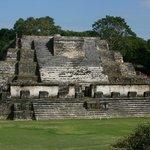 Altun Ha Mayan Site - CHUKKA