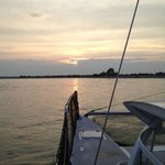 Sunset Sail on The Ninth Wave in Newburyport