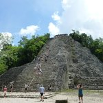 Incredible Coba Ruins
