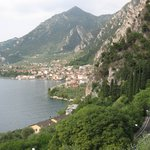 panorama dall'Hotel/villaggio la Limonaia