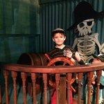 Pirate Boston