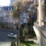 Alvear Ave from the French Embassy