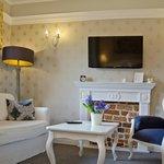 Deluxe One-Bedroom Apartment - BLUE - Apartament z 1 sypialnią typu Delux