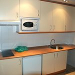 Complet kitchen in your hotel room