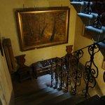 Interior de la casa principal