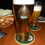 Ottima la birra!