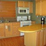 One Bedroom Apartment Kitchen
