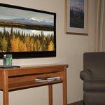 SUITE LIVINGROOM HDTV