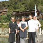 The Bay of Many Coves & Foredeck Restaurant Team