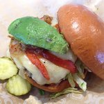 Bistro Burger (medium well)