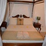 Buckingham Suite Bedroom