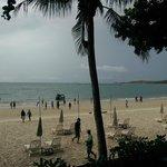 Public beach, not private