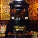 Loved the wood burning fireplaces