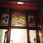 Beautiful interior doorway