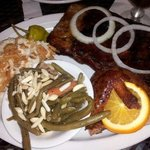 old canal smokehouse ribs and chicken