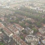 エグゼクティブラウンジからの眺め