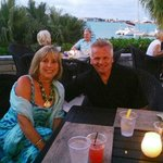 dinner at Bayside Grill