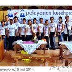 The Medical Staff of the Foundation. Thank's to the Fair Warung Balé...