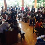 Free Medical Healthcare organized by the Fair Future Foundation and founds by the Fair Warung Ba