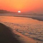 Desde la playa del Hotel Real Los Cabos Junio 2014