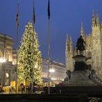 Duomo en Navidad