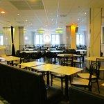 SB-Restaurant 11-15 Uhr warme Küche