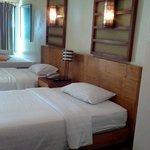 three beds