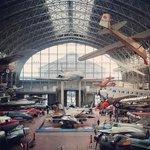 Plane exhibition