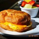 Breakfast @ Bistro