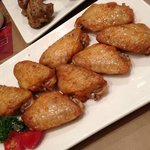 spicy chicken wings