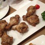 pepper chicken legs