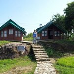 Eco lodge in Ialong Park
