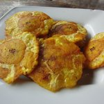 Delicias Bahia Drake - cookie shaped fried plantains