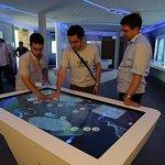 Interactive hall - Levinson Visitors Center