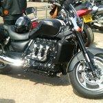 Triumph 2.3 Three cylinder