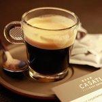 An Espresso Welcome