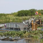 Airboat...