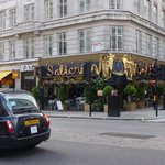Salieri Restaurant on the Strand