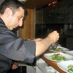 Gusto Ristorante ...La Cucina