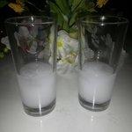 Местная водка -раки