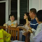 Ms. Kris Aquino & Erich Gonzales visits the farm house