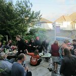 bbq EVENING ON THE 27TH mAY