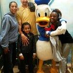 En Newport bay club con Donald!!