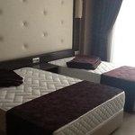 de nye hotelværelser
