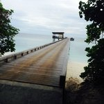 Bridge todeckfromour stay