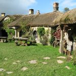 The Green Dragon Inn on the Hobbitton Privte Charter