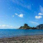 agios stefano beach