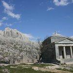 St. Frane church - Podprag