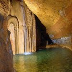 La Cascade - Grotte de Trabuc - 30140 MIALET - Gard